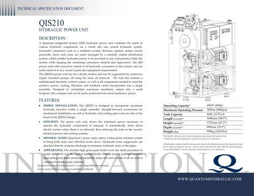 Quantum HPU QIS210