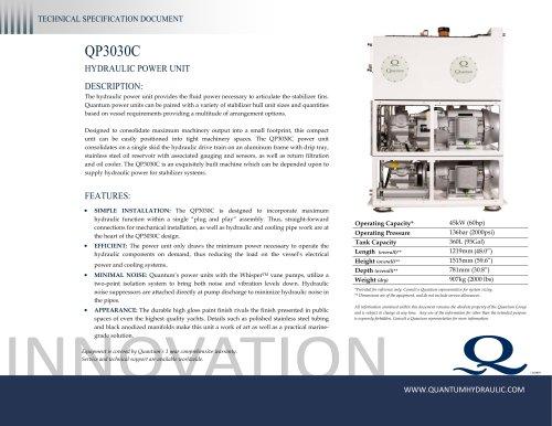 Quantum HPU QP3030C