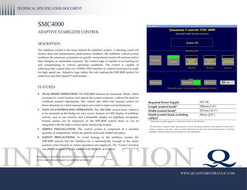 QuantumControl SMC4000