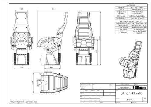 Atlantic Technical Drawing