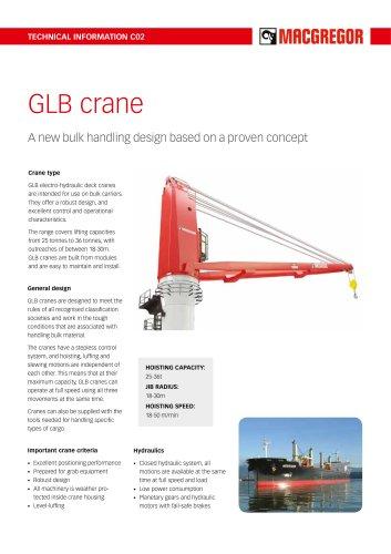 GLB crane