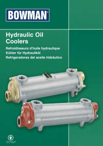 Hydraulic Oil Coolers