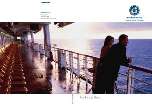 Alvedoor Marine Brochure