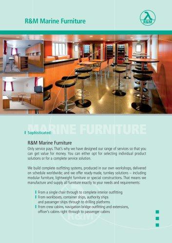 R&M Marine Furniture
