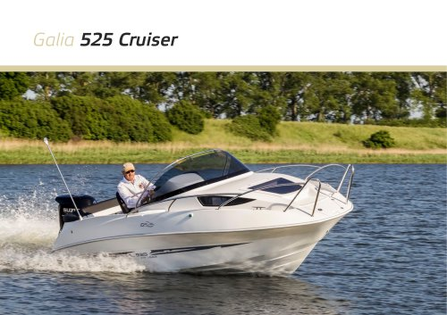 525 Cruiser