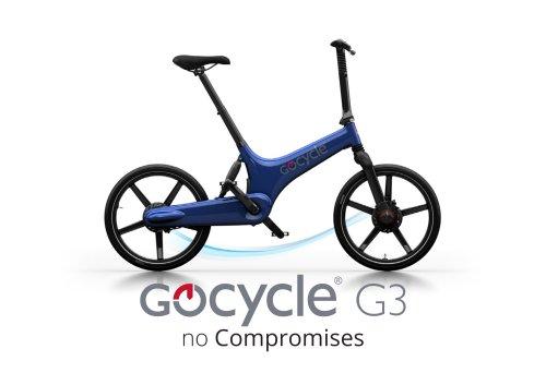 Gocycle G3 Marine Brochure