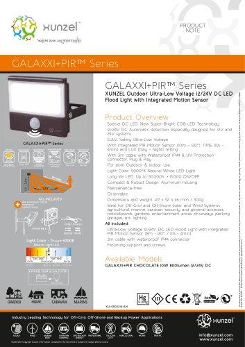 GALAXXI+PIR™ Series