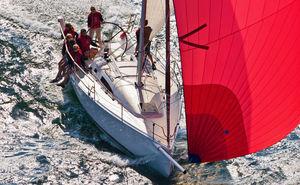 Einrümpfer Segelboote