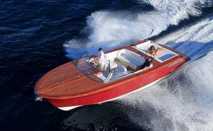 Konsolen-Motorboote