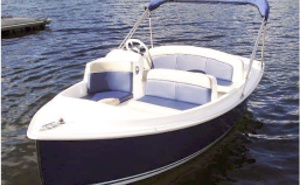Elektrische und hybride Boote