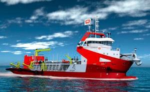 Dienstleistungs- und Spezialschiffe