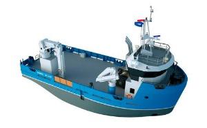 Dienstleistungs- und Arbeitsboote