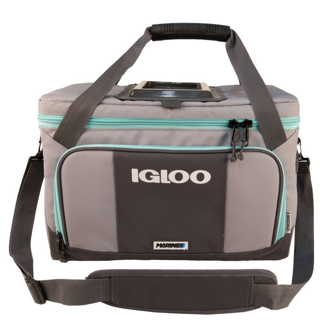 anti-mildew durable cooler bag Igloo Marine Ultra Square Coolers,Easy to clean