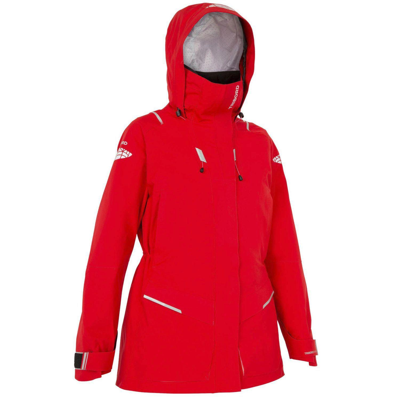 Jacke Für Atmungsaktiv Offshore Segeln Damen c3TKlFJ1