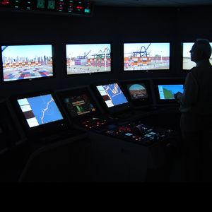 Simulator für Trainingszwecke / ECDIS / für Schiffe