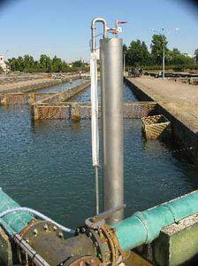 Vakuumentlüfter / für Aquakultur