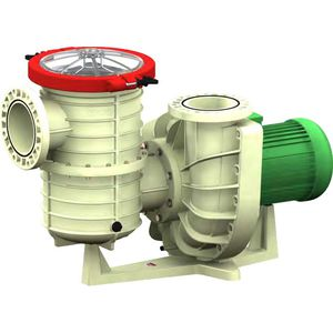Pumpe für Aquakultur / Transfer / Wasser