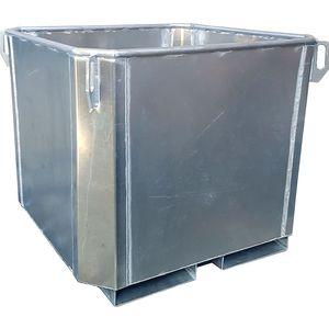 Schüttgutbehälter / für Boote / für Schiffe / Aluminium
