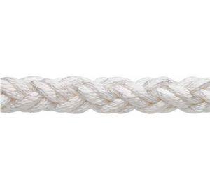Mehrzweck-Tauwerk / einfach geflochten / für Segelboote / für Schiffe