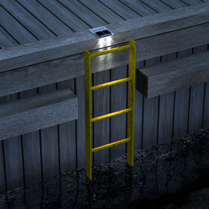 Beleuchtung für Stege / LED