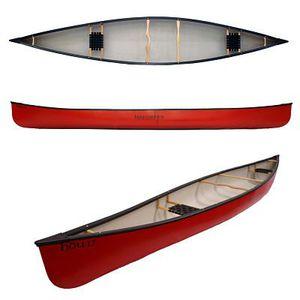 Kanu für Bootstouren / Freizeit / Flachwasser / 2 Plätze