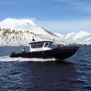 Truppentransportschiff Berufsboot