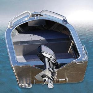 Offenes Boot / Außenbord / Sportfischer / Sport / Aluminium