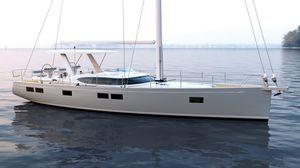 Segel-Yacht / Fahrten / traditionell / mit offenem Heck / 3 oder 4 Kabinen