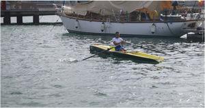 Ruderboot für Freizeitsport