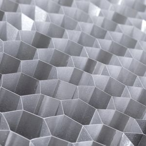 Aluminium-Wabenstruktur-Kernmaterial