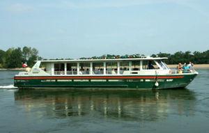 Ausflugsboot Berufsboot / Innenborder / Aluminium