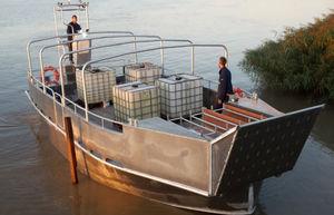 Landing craft Berufsboot / Passagierboot / Innenborder / Aluminium
