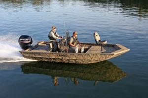 Jon-Boat / Mittelkonsole