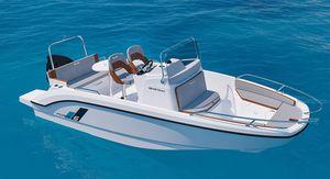 Außenbord-Konsolenboot / Gleiter / Mittelkonsole / Wasserski