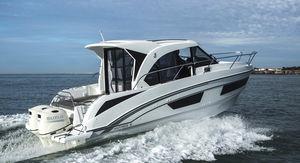 Cabin-Cruiser / Außenbord / zweimotorig / mit Ruderhaus / max. 10 Personen