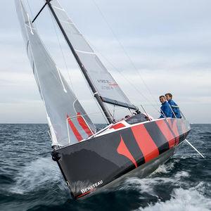 Hochseefahrten-Segelboot