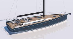 Segel-Yacht / Fahrten