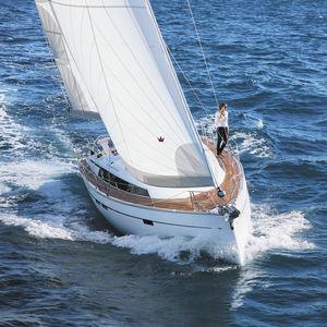 Fahrtensegelboot