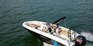 Deck-Boat / Außenborder