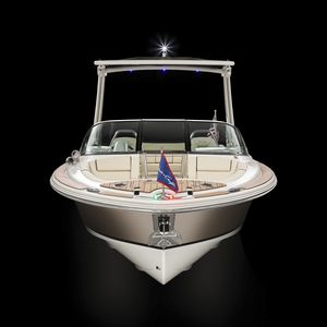 Stern-Drive-Runabout