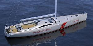 Segel-Yacht / Hochseefahrten / Decksalon / 6 Kabinen