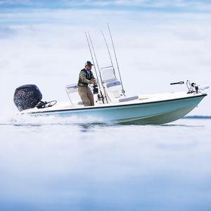 Bay-Boat / Außenborder