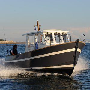 Angelboot für Tagesfahrten / Innenborder