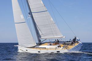 Segel-Yacht / Cruiser-Racer