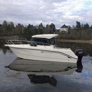 Cabin-Cruiser / Außenbord
