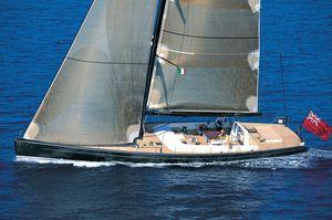 Segel-Superyacht / Cruiser-Racer