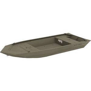Jon-Boat / Außenborder
