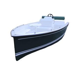 elektrisches offenes Boot / Innenborder / für Freizeitanlagen / max. 6 Personen
