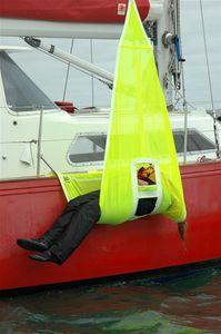 Netz für Rettungsboote / zur Mann-über-Bord-Rettung