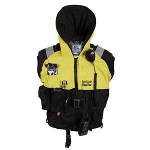 Jacke zur beruflichen Nutzung / mit Auftrieb / ärmellos